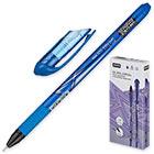 Ручка шариковая неавтоматическая масляная Attache Selection Sirius синяя (толщина линии 0.5 мм)